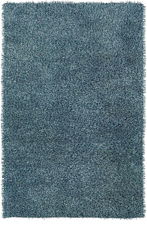 Baby Blue Rug by Shag Kempton 9 X12 Rectangle Baby Blue Area Rug Modern