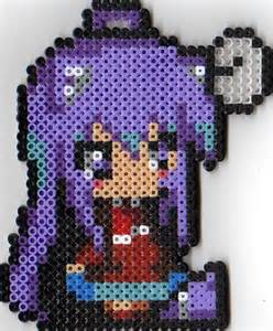hama anime 211 best images about on perler