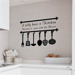 Diy Kitchen Wall Decor For Your House With White Cabinet Diy Kitchen Wall Decor