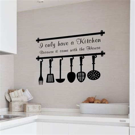 wonderful ways to decorate your kitchen with kitchen wall