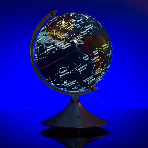 light up globe 2 in 1 light up earth constellations globe buy from