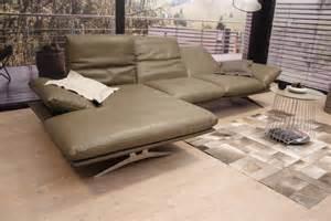 koinor sofa leder koinor modell francis eckgarnitur pl er in leder b buffalo