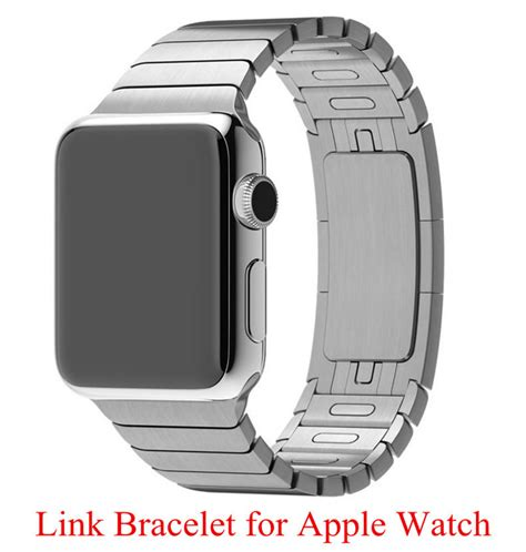 Apple Iwatch 38mm Stainless Steel for apple band 38mm 42mm link bracelet stainless steel with metal magnetic 1 1