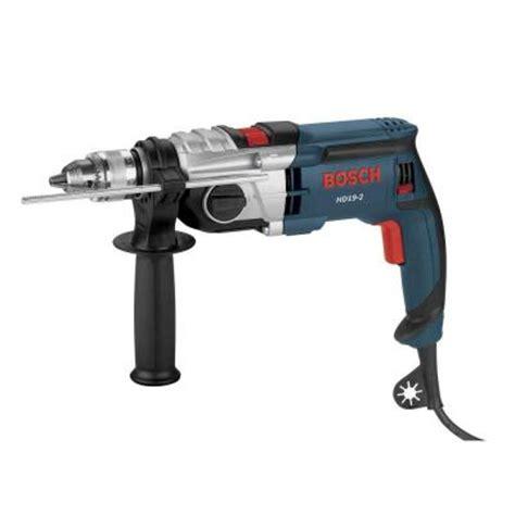 bosch 120 volt 1 2 in corded hammer drill hd19 2b the