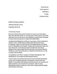 cover letter formellt brev studienet se