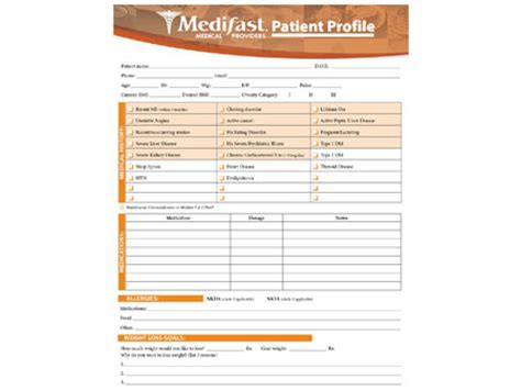 Patient Profile Sle Pictures To Pin On Pinterest Pinsdaddy Patient Profile Template