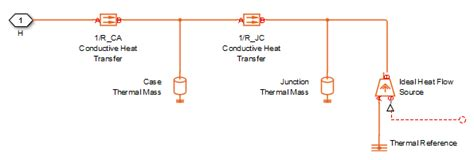 ptc thermistor pspice model thermal resistor matlab 28 images heat transfer in insulated pipeline matlab simulink