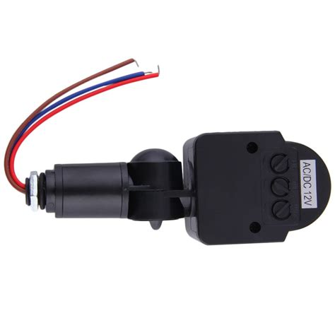 automatic light sensor switch automatic pir infrared motion sensor detector switch for