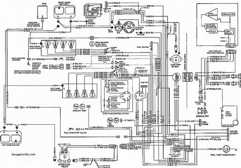 1982 chevy truck wiring diagram wiring diagram with