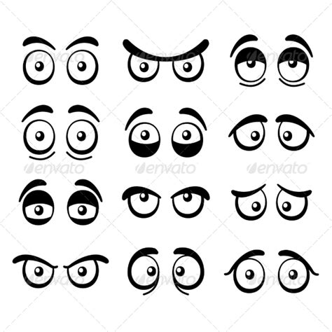 printable cartoon character eyes printable cartoon eyes template 187 dondrup com