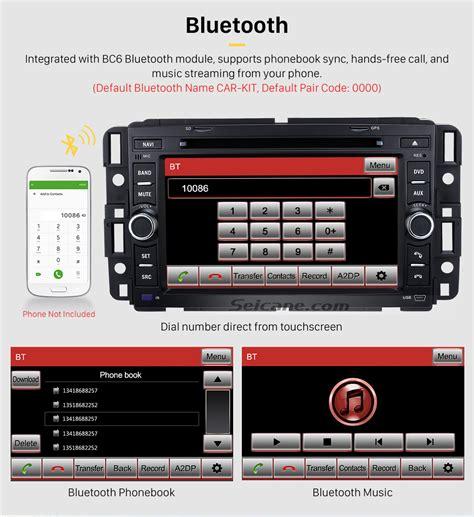 format dvd gmc gmc acadia dvd player gps navigation system with radio tv
