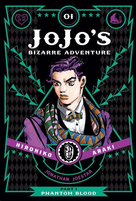 jojos bizarre adventure parte 8417099735 jojo s bizarre adventure part 1 phantom blood vol 1 book by hirohiko araki official