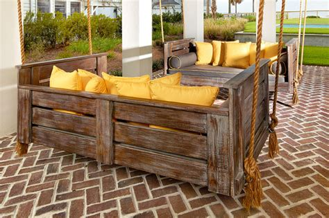 outdoor patio sofa 15 best rustic outdoor design ideas