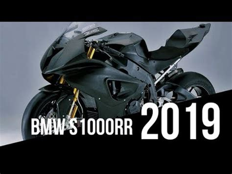 next gen 2019 bmw s1000rr review | release date youtube