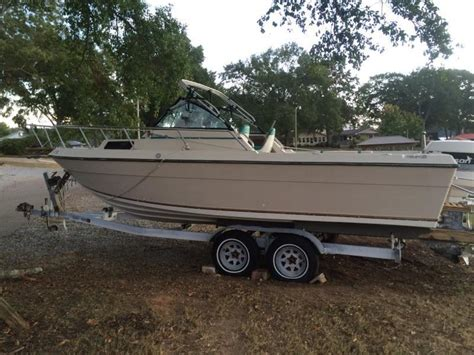1986 chaparral boats chaparral 234 fisherman 1986 for sale for 1 boats from