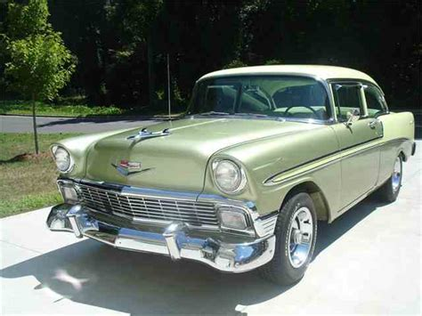 1956 chevrolet for sale 1956 chevrolet bel air for sale on classiccars