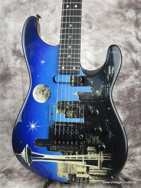 Guitar Jackson Dinky Custom jackson dinky custom soloist graphics 1989 a 1257