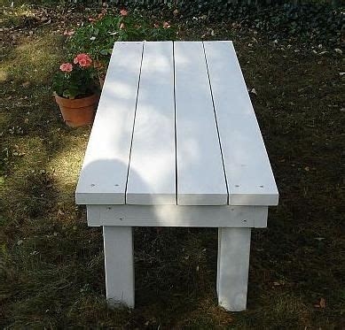 what do you bench diy outdoor bench
