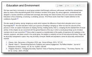 Footnotes And Endnotes In A Research Paper by Footnotes Quotes Like Success