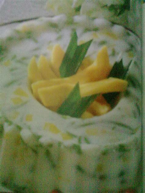resep cara membuat puding sutra praktis resep masakan resep puding santan