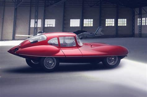 aston martin disco volante touring superleggera disco volante driven autocar