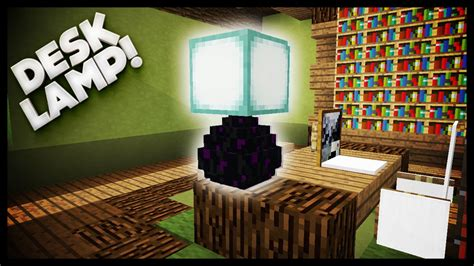 How Do You Make A Desk In Minecraft by Minecraft How To Make A Desk L