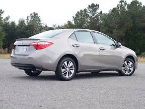 Weight Of Toyota Corolla 2016 Toyota Corolla Specs And Features Carfax