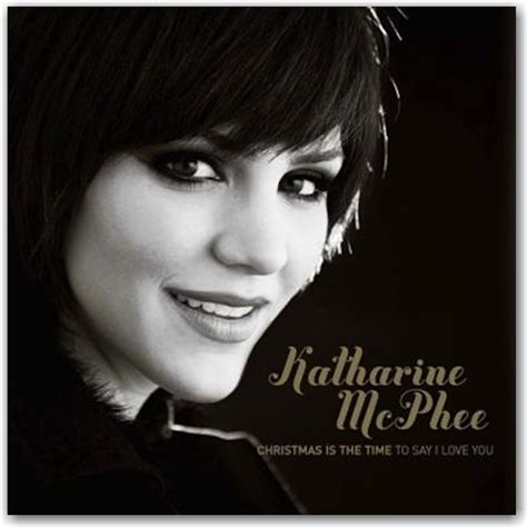 Listen To Katharine Mcphees Debut Cd by Katharine Mcphee Album Audio Plus Quot Say