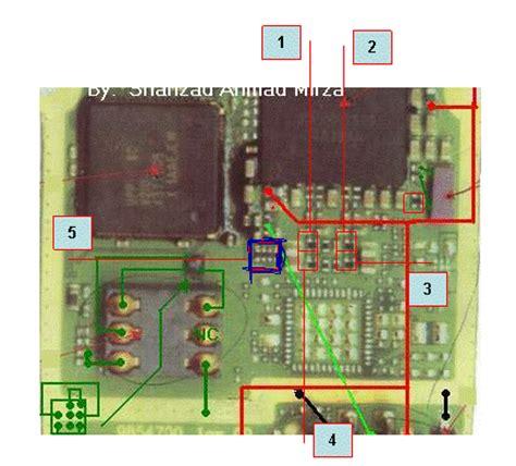 Keypad Nokia 2300 nokia 1100 repair solution