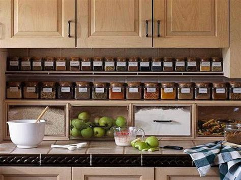 The Counter Spice Rack by Cabinet Shelving Spice Rack Organizer Cabinet