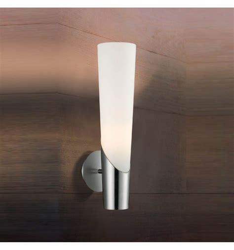 candele in vetro applique design candele bianco vetro