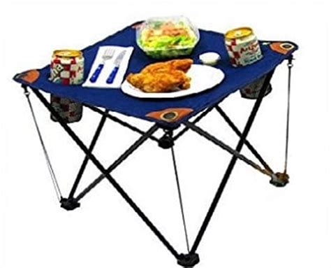 folding table with drink holders best folding table buying guide top picks reviews