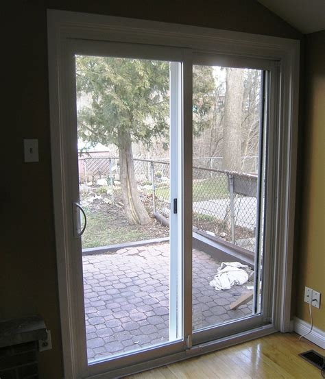 Retrofit Patio Door Retrofit Doors Doors Themselves Can Be Re Used And The Operating Motor And Systems