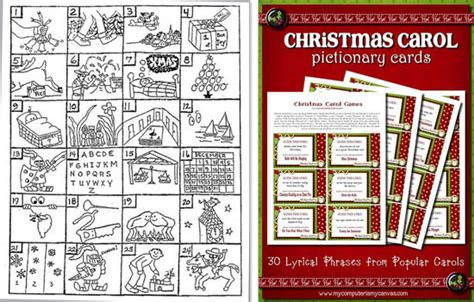 christmas games printable for adults 34 themes best tip junkie
