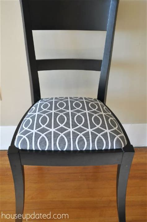 Dining Room Chairs Recovered Best 20 Reupholster Dining Chair Ideas On Kitchen Chair Makeover Recover Chairs