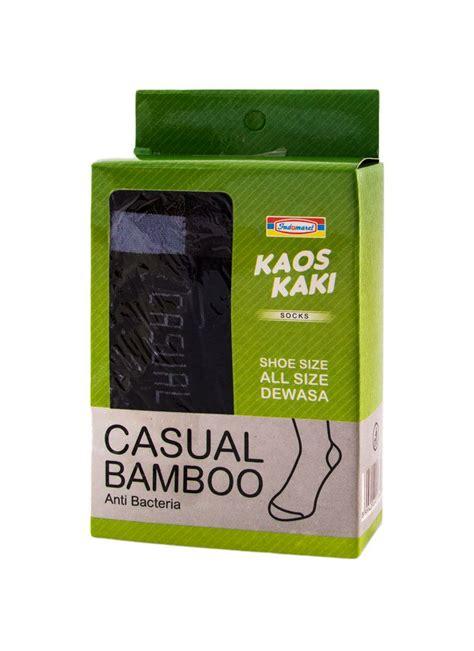 Gt Kaos Kaki Pria Ccs indomaret kaos kaki casual bamboo anti bacteria box