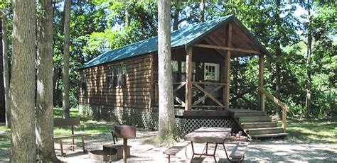 Cabin Rental In Illinois by Cottage Rentals Near Lake Shelbyville