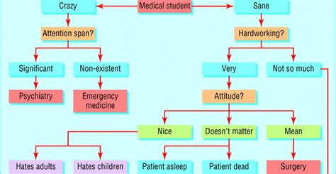 career flowchart bmj career flowchart ucem warns against adhd treatment