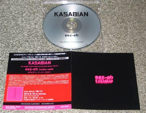 Cd Import Kasabian Empire Kasabian Lpz Import 5 Tracks Apz 2 Videos Rpz