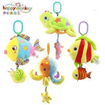 Happy Monkey Rattle Stroller Crib Accesory Rabbit shop monkey crib on wanelo
