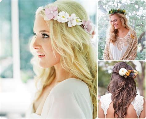 Haare Offen Hochzeit by Hochzeitsfrisur Haare Offen