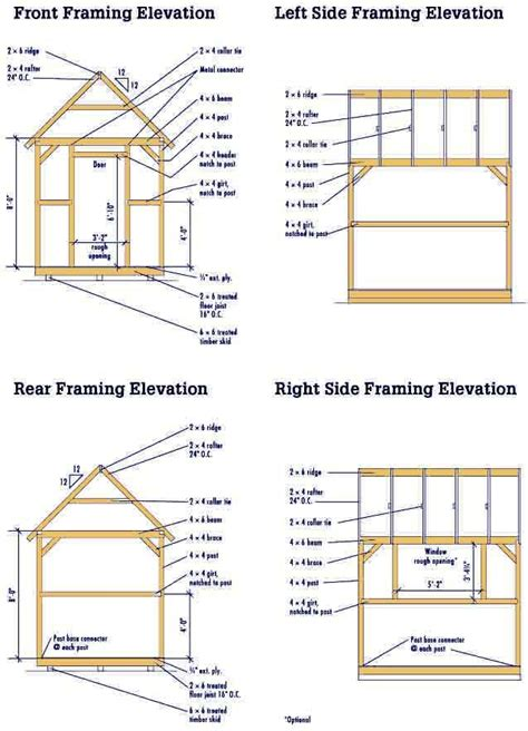 187 1 storage shed floor plans diy 10 by 12 barn shaped