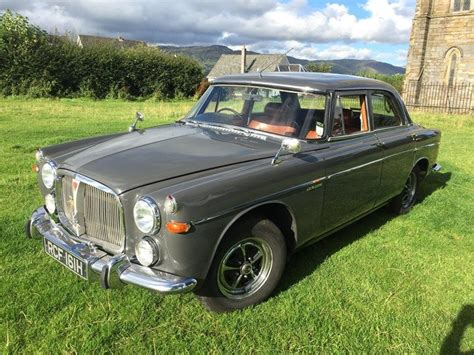 3 Litre V8 by 1970 Rover P5 B 3 5 Litre V8 For Sale Classic Cars For