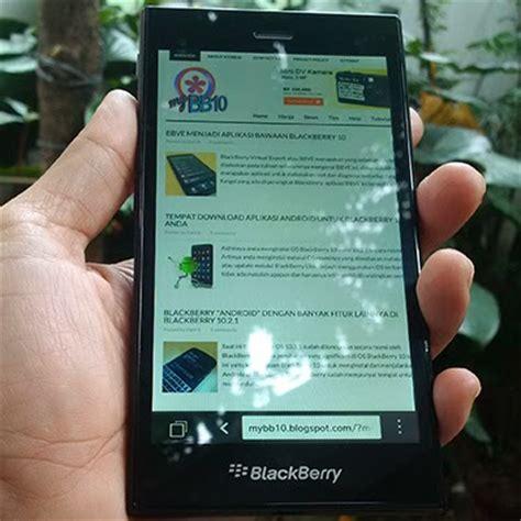 Handphone Blackberry Z3 harga blackberry z3 aka bb jakarta disertai spesifikasi