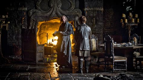 The In The Fireplace Episode by Hbo Of Thrones S 2 Ep 12 The Lands