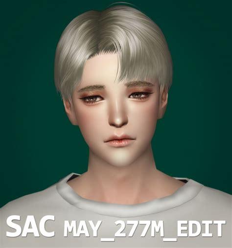 Korea Cc s sac may 277m hair edit sims 4 downloads
