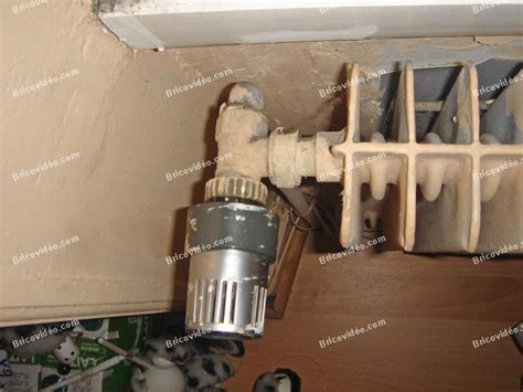 probleme robinet thermostatique robinets radiateurs robinet purge probl 232 me chauffage gaz
