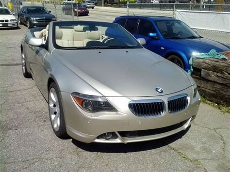 auto body repair training 2006 bmw 650 seat position control find used 2006 bmw 650ci base convertible coupe sport package in atlanta georgia united states