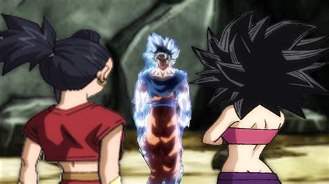 anoboy dragon ball super 113 goku recovers his energy and faces kale and caulifla