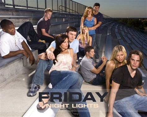 friday night lights tv series friday night lights movie mxdwn television